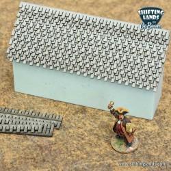 Card board shingles modern...