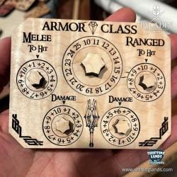 Martial Combat Tracker