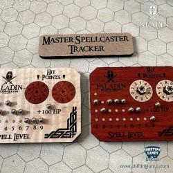 Master Spellcaster Tracker