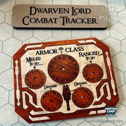 Dwarven Lord Combat Tracker